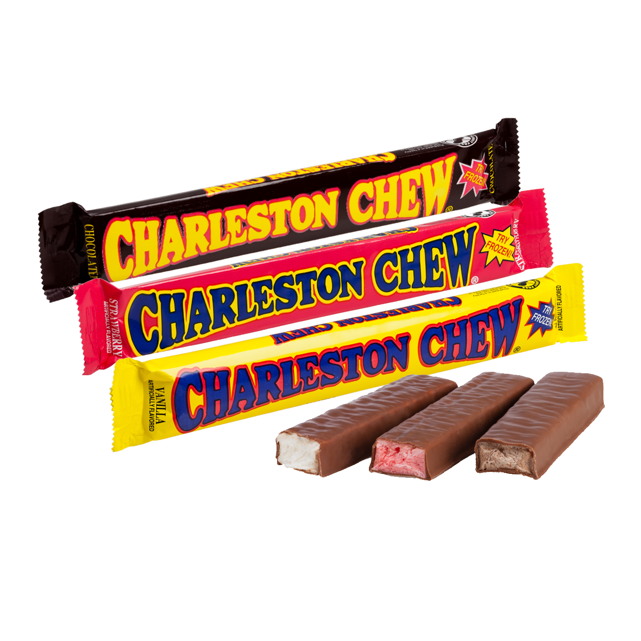Charleston Chew - Van Holten's Chocolates